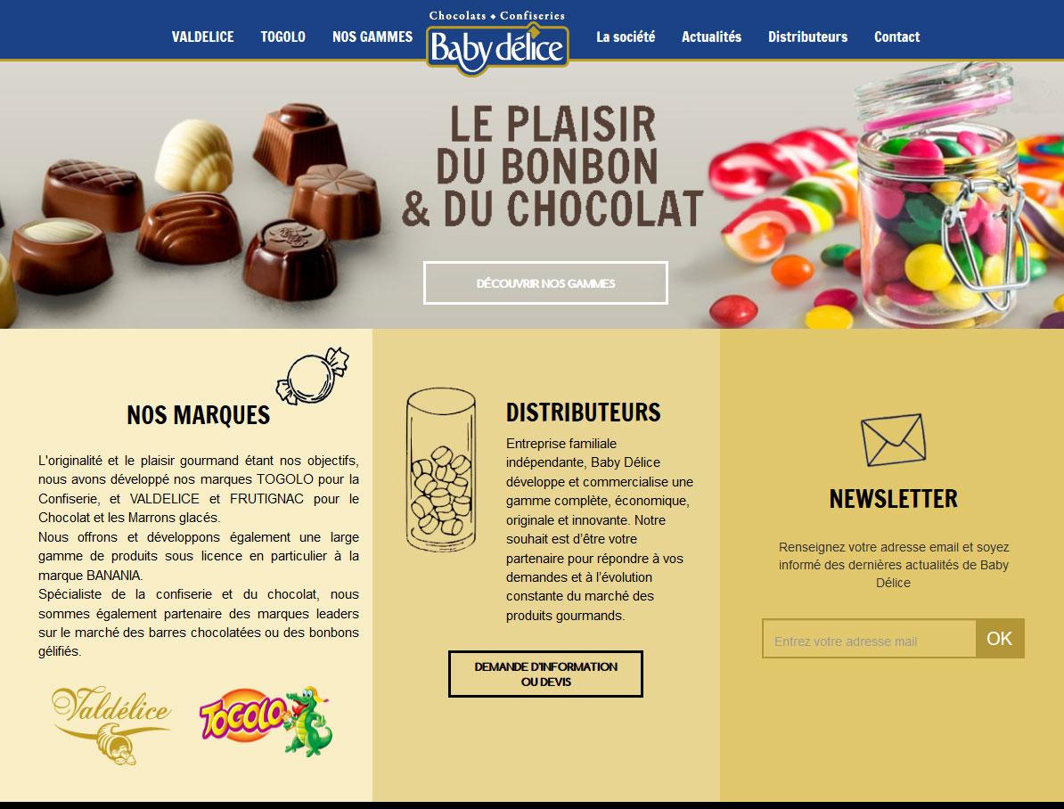 BABYDELICE bonbon