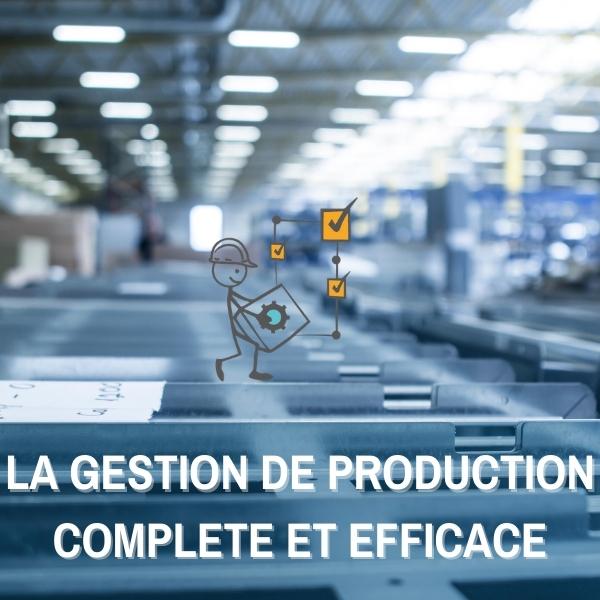 logiciel de gestion de production